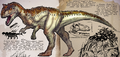 Allosaurus therotribus