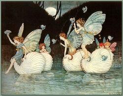 Fairies-IdaRentoulOuthwaite