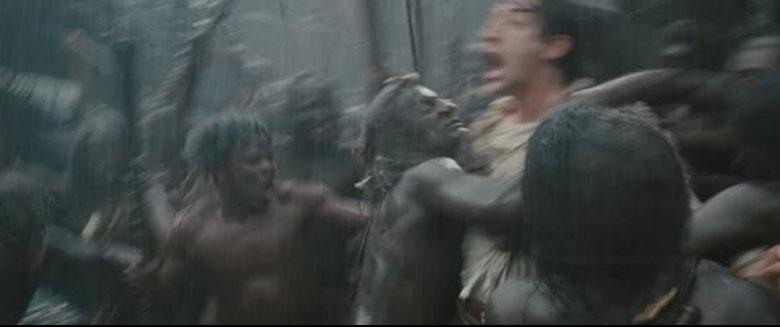 Glen Rock native Eric Morris stars in Broadway's 'King Kong' |King Kong Native People