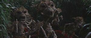Cannibal Pygmies (The Mummy)