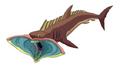 Sand Shark Avatar