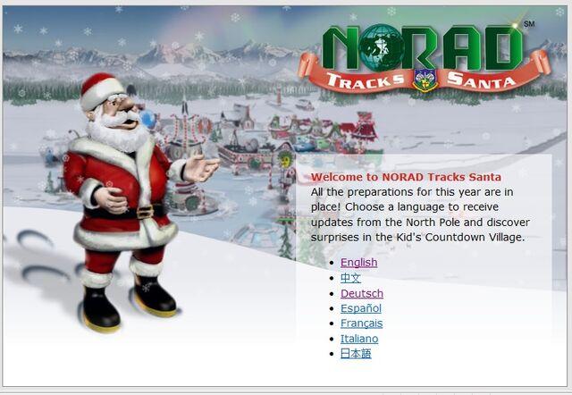 File:NORAD-Tracks-Santa-website-2010-Language Selection.jpg