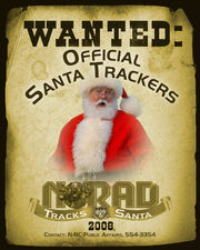 NTS Santa Trackers Wanted - 2006 - AFG-061129-007