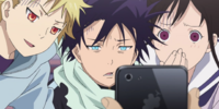 Noragami Episode 04