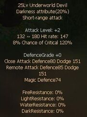 Underworld Devil Stats pic