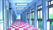 Seikou Academy Corridor