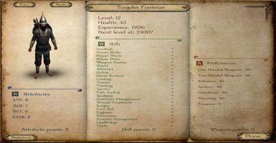 Turguhn Footman