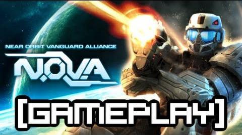 Near Orbit Vanguard Alliance Mobile Gameplay Level 2