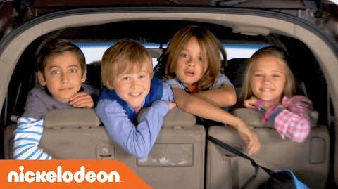 Nicky, Ricky, Dicky & Dawn Official Theme Song Nick