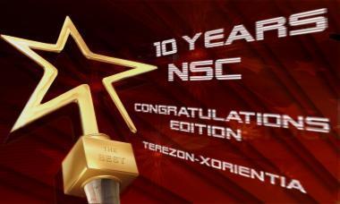 Congratulations 10 logo