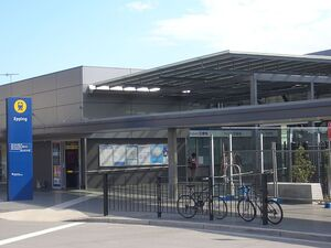 Epping Railway Station 3