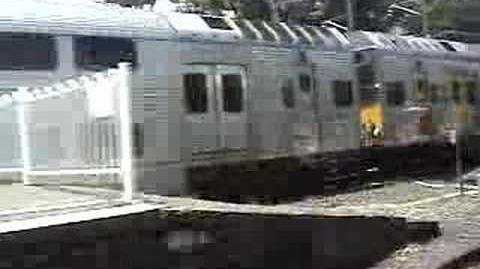 Inner West Line Millennium Train Journey