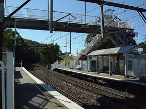 Tascott railway station wik