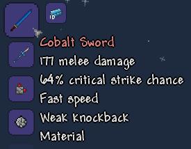 Cobalt Sword