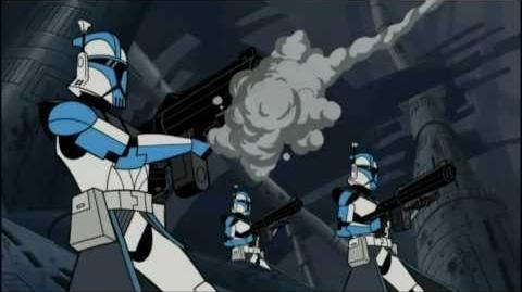 Star Wars Clone Wars - AMV*Viva La Vida 1080p HD