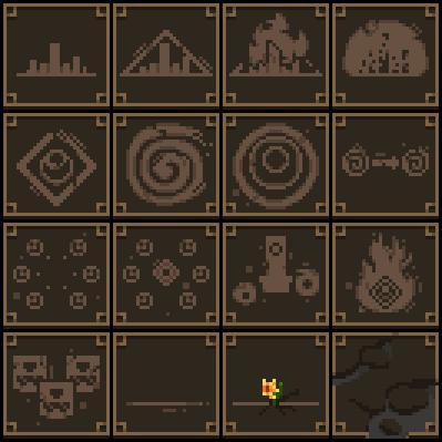 Crown Vault floor tiles