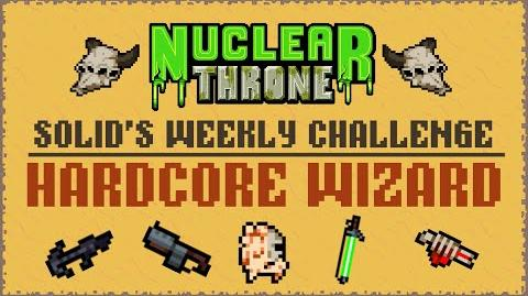 Hardcore Wizard Challenge
