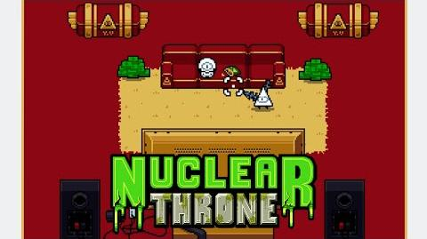 Nuclear Throne - A Tour of YV's Mansion! Ultra Mutation B