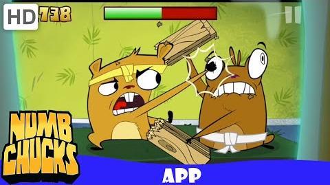 Numb Chucks, Chuck Fu Game Trailer Google play-0
