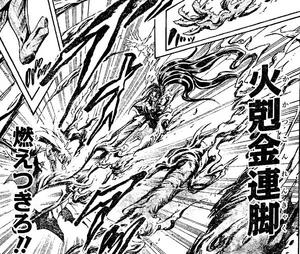 Kakatsukon Renkyaku Combustion