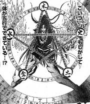 Hiruko's Powers