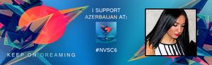 NVSC 6 Azerbaijan Banner