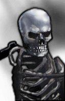 Undead skeleton common