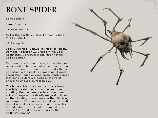 File:Bone Spider from nwn2.jpg