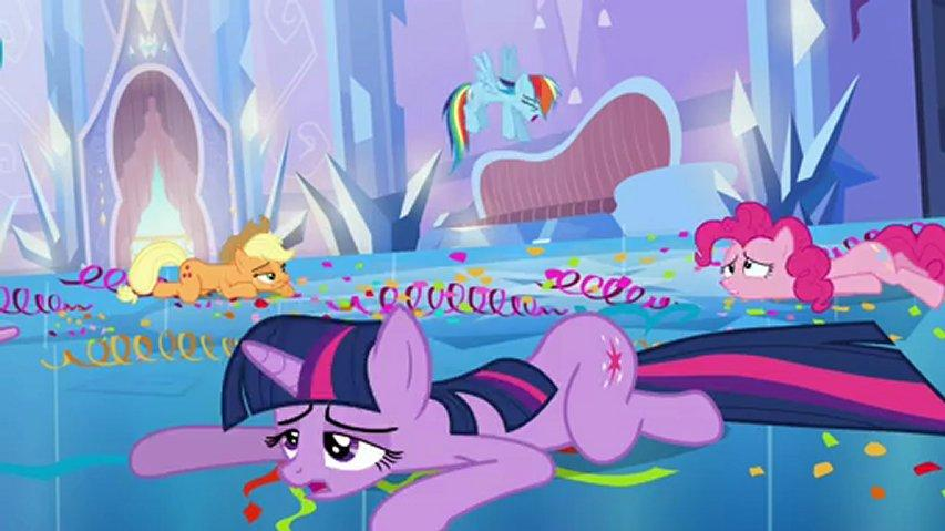 """My Little Pony Friendship is Magic - Episode 64, """"Games Ponies Play"""""""