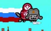 Russian Nyan Cat