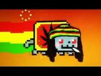 Rasta Nyan Cat