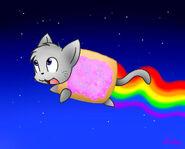 Nyan Cat 32