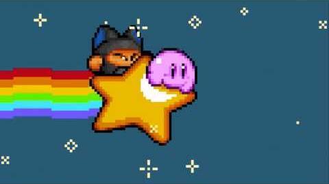 Nyan Kirby