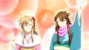 Nyan Koi - 12-kimono
