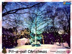 378 Pit-a-pat Christmas