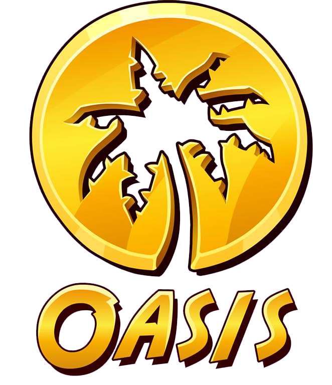 Image - OasisLogoTransparency1.png | Oasis Game Wikia ... Oasis Logo Png