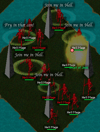 Hell Mages