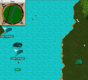 Bleeding River Map