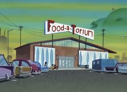 Foodatorium