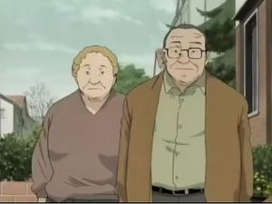 Mr. & mrs. fortner
