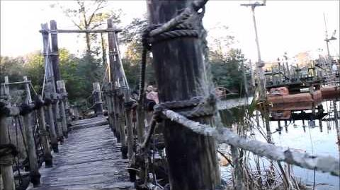 DISNEY'S ABANDONED RIVER COUNTRY