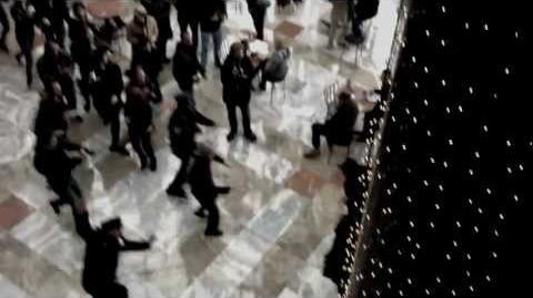 PROTECT US - police target streamer - Occupy The Movie
