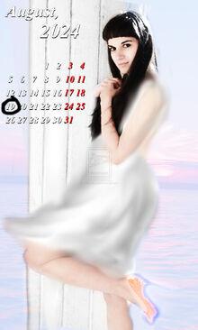 Doncella Calendar