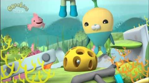 Octonauts and the Artificial Reef
