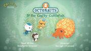 Octonauts cuttlefish