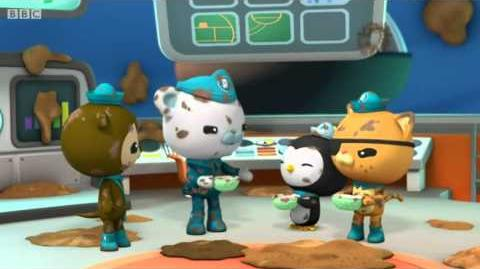 Octonauts and the Mudskippers