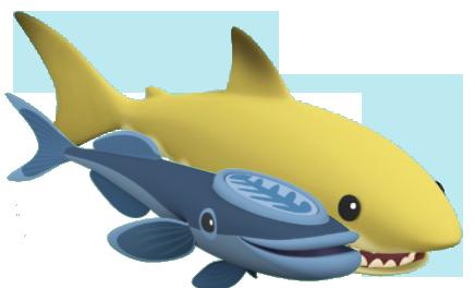 File:Creature Remora & Lemon Shark.png