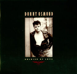 Donny+Osmond+-+Soldier+Of+Love+-+7'+RECORD-161088
