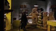 S1 E34b teddy bear trio