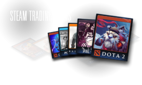 Steam Trading Cards Preview